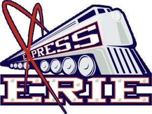 Erie Express Train Transparent Logo